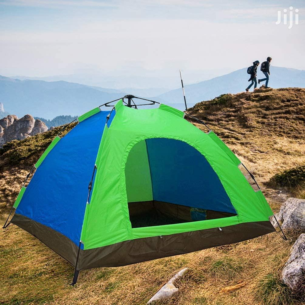 Automatic Camping Tent 4 People