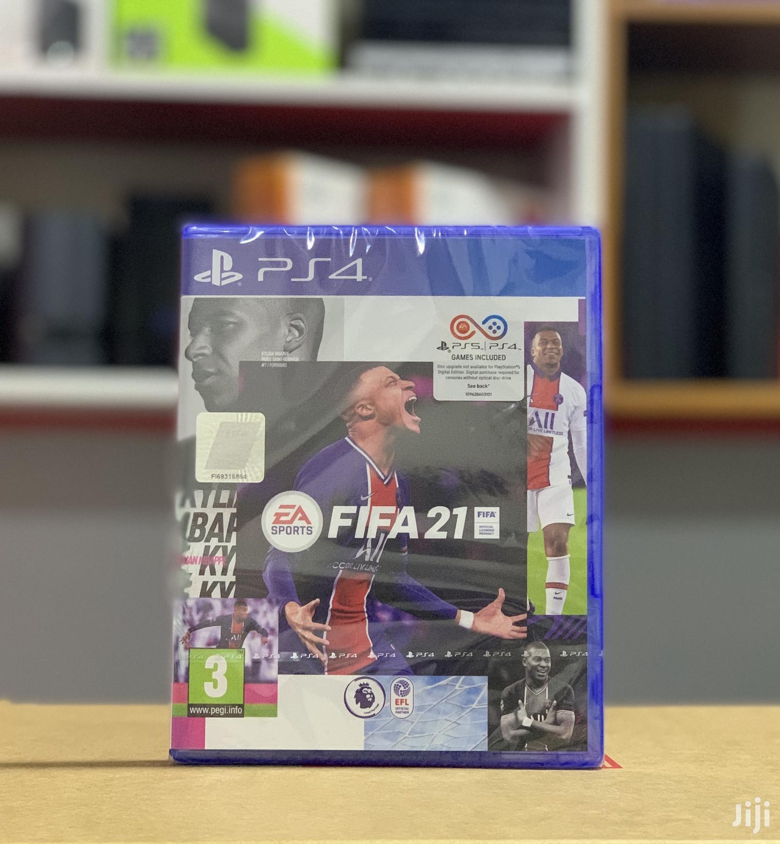 Fifa 21 PS4 Game | Video Games for sale in Kampala, Central Region, Uganda