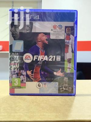 Fifa 21 PS4 Game | Video Games for sale in Central Region, Kampala