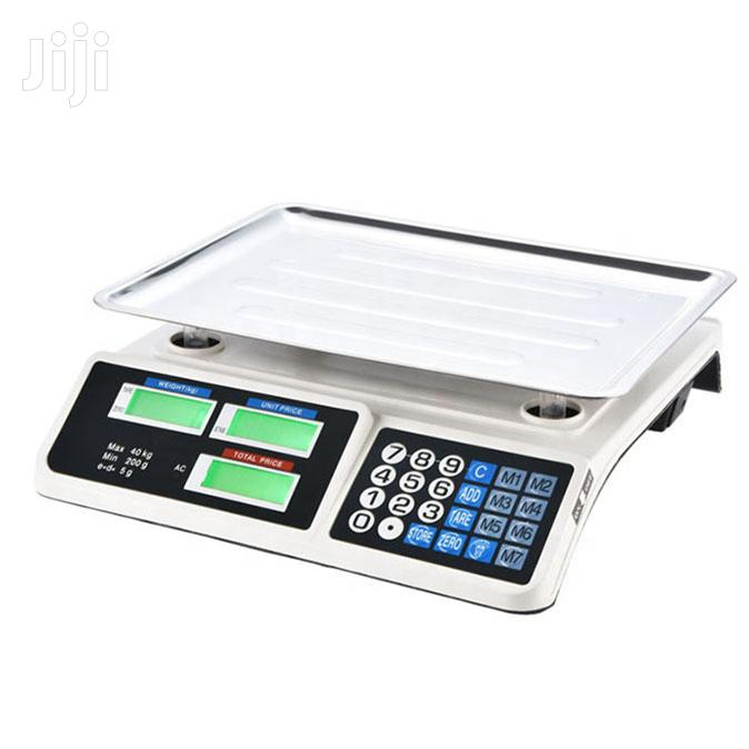 Counting Weighing Scales