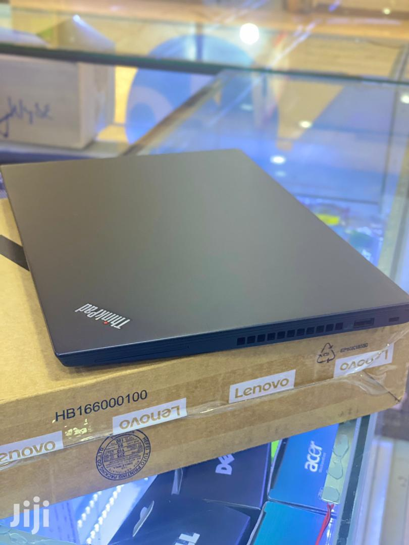 New Laptop Lenovo ThinkPad T480s 8GB Intel Core I7 SSD 256GB | Laptops & Computers for sale in Kampala, Central Region, Uganda