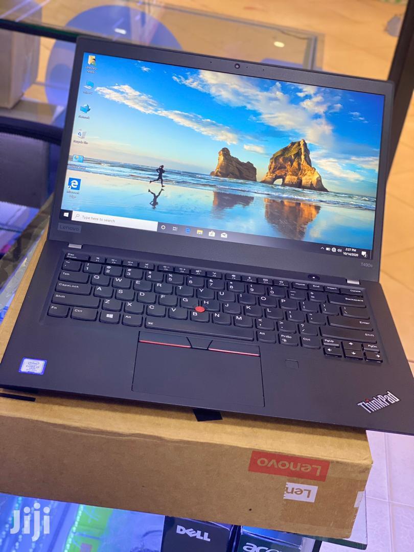 New Laptop Lenovo ThinkPad T480s 8GB Intel Core I7 SSD 256GB