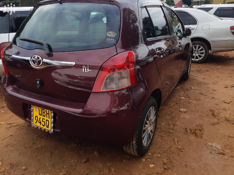 New Toyota Vitz 2007 Green   Cars for sale in Kampala, Central Region, Uganda