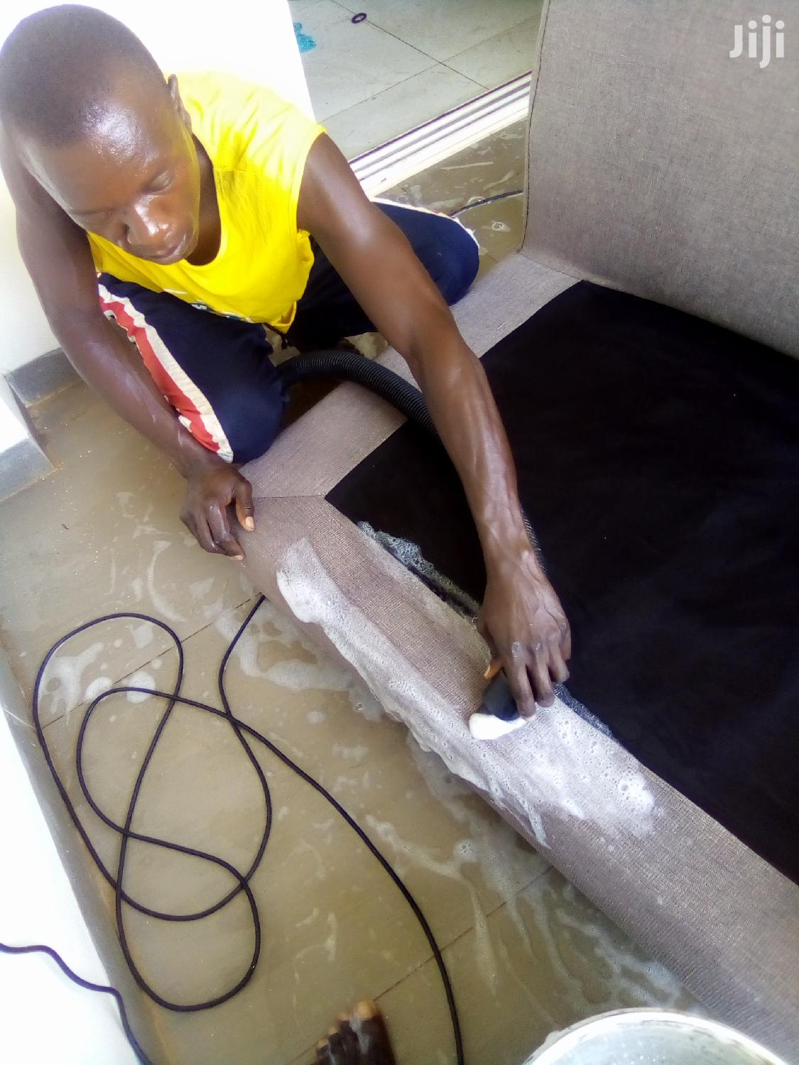 Carpet Cleaning, Sofa Cleaning And Fumigation Pest Spraying | Cleaning Services for sale in Kampala, Central Region, Uganda