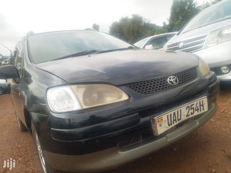 Toyota Spacio 1998 Black   Cars for sale in Kampala, Central Region, Uganda