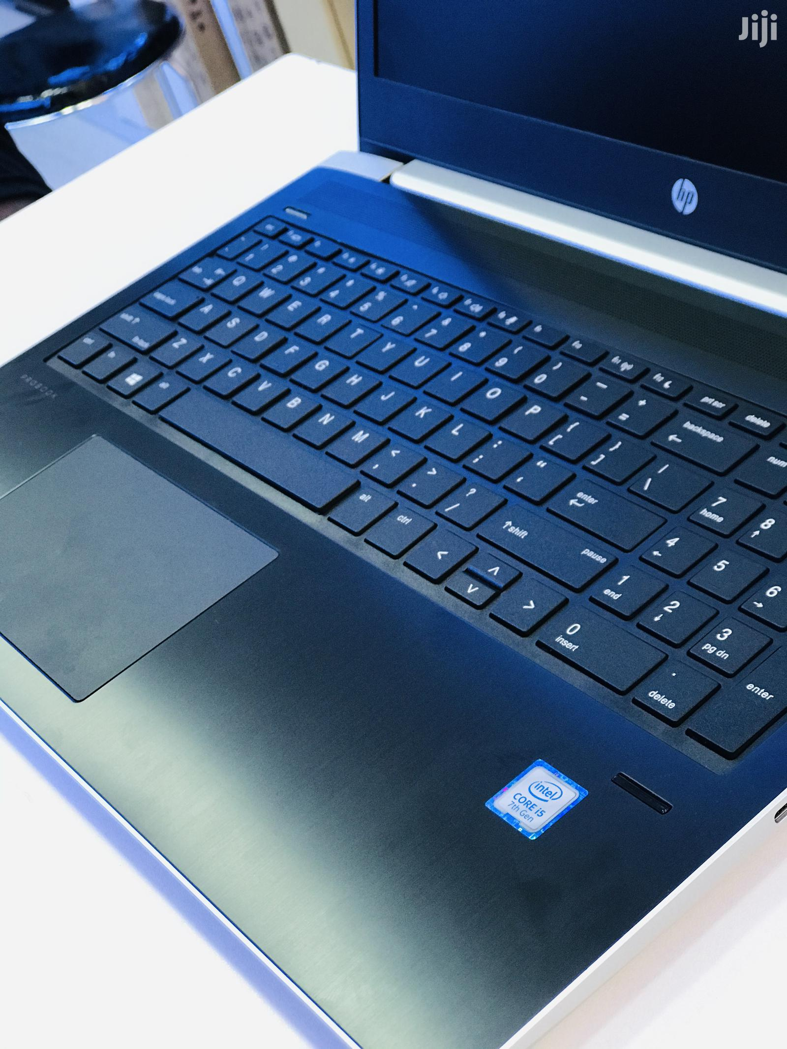 New Laptop HP ProBook 450 G5 8GB Intel Core I5 SSHD (Hybrid) 1T | Laptops & Computers for sale in Kampala, Central Region, Uganda