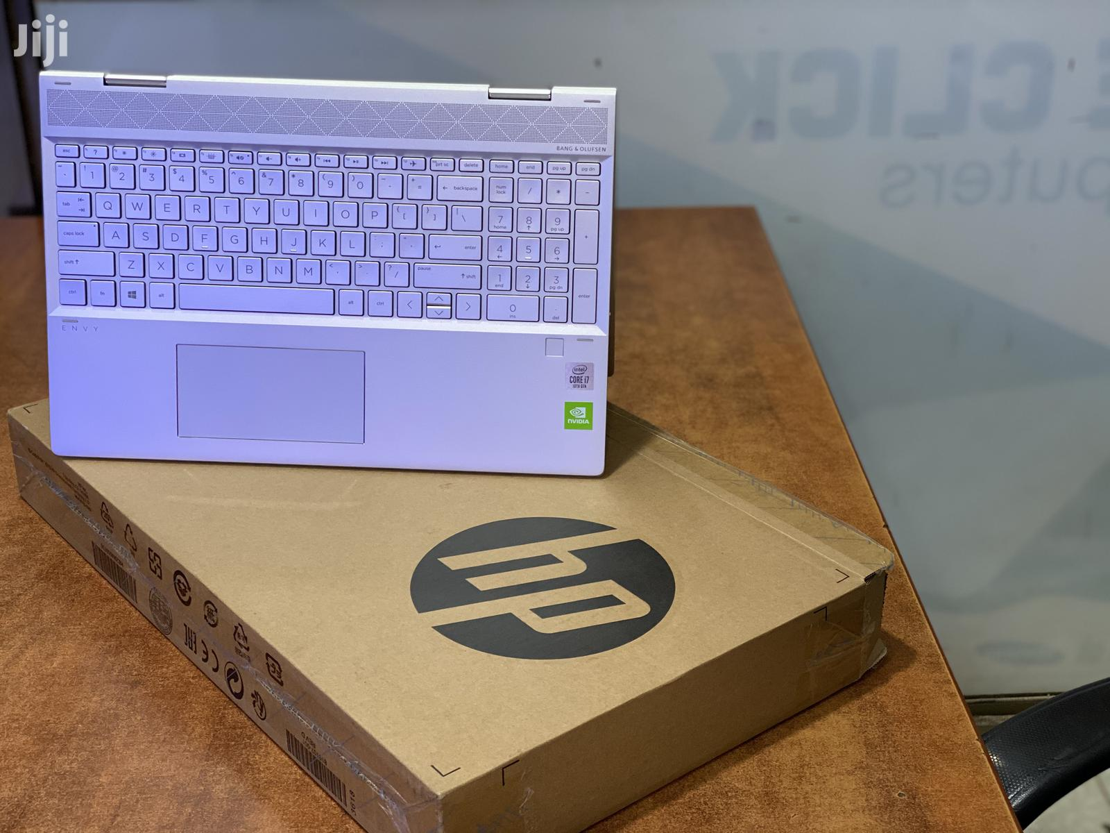 Archive: New Laptop HP Envy 15 16GB Intel Core i7 SSHD (Hybrid) 512GB