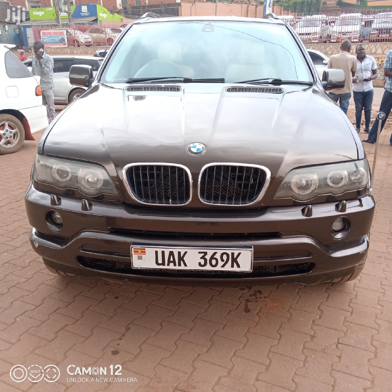 BMW X5 2000 4.4 AWD Brown