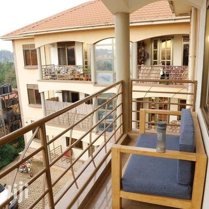 Bukoto 2 Bedroom Furnished Apartment For Rent