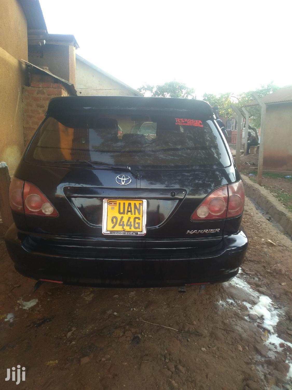 Toyota Harrier 1999 Black | Cars for sale in Kampala, Central Region, Uganda