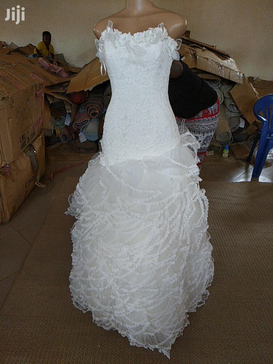 New Weeding Gown Abigail Size 12 | Wedding Wear & Accessories for sale in Kampala, Central Region, Uganda