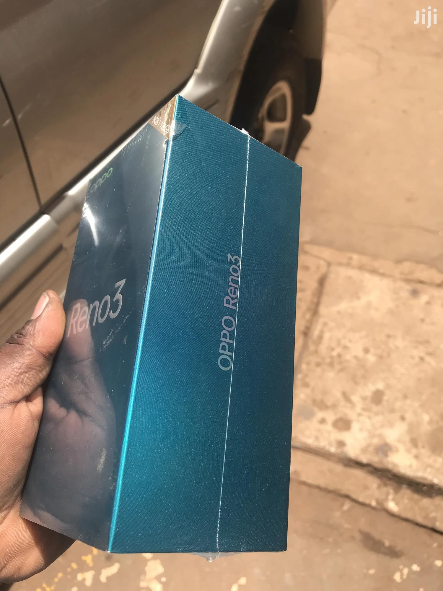 New Oppo Reno 3 128 GB Black | Mobile Phones for sale in Kampala, Central Region, Uganda