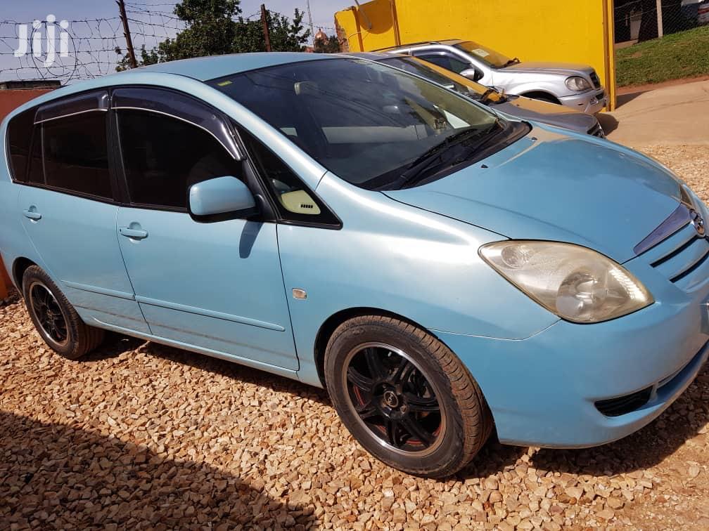 Archive: Toyota Spacio 2005 Blue