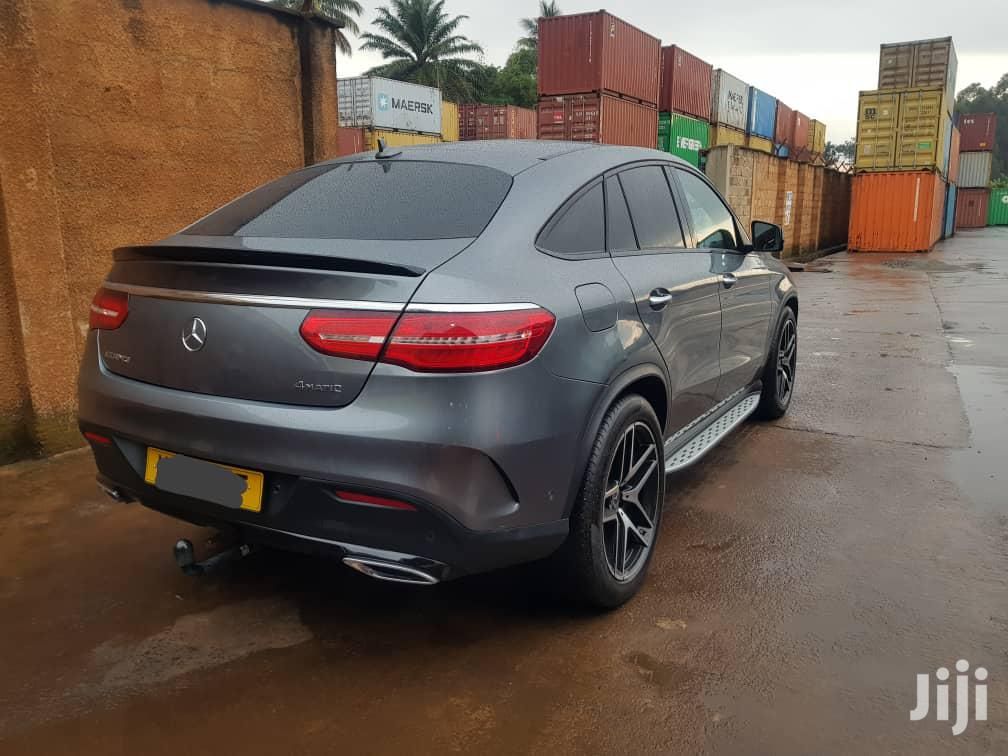 New Mercedes-Benz GLE-Class 2018 Gray | Cars for sale in Kampala, Central Region, Uganda