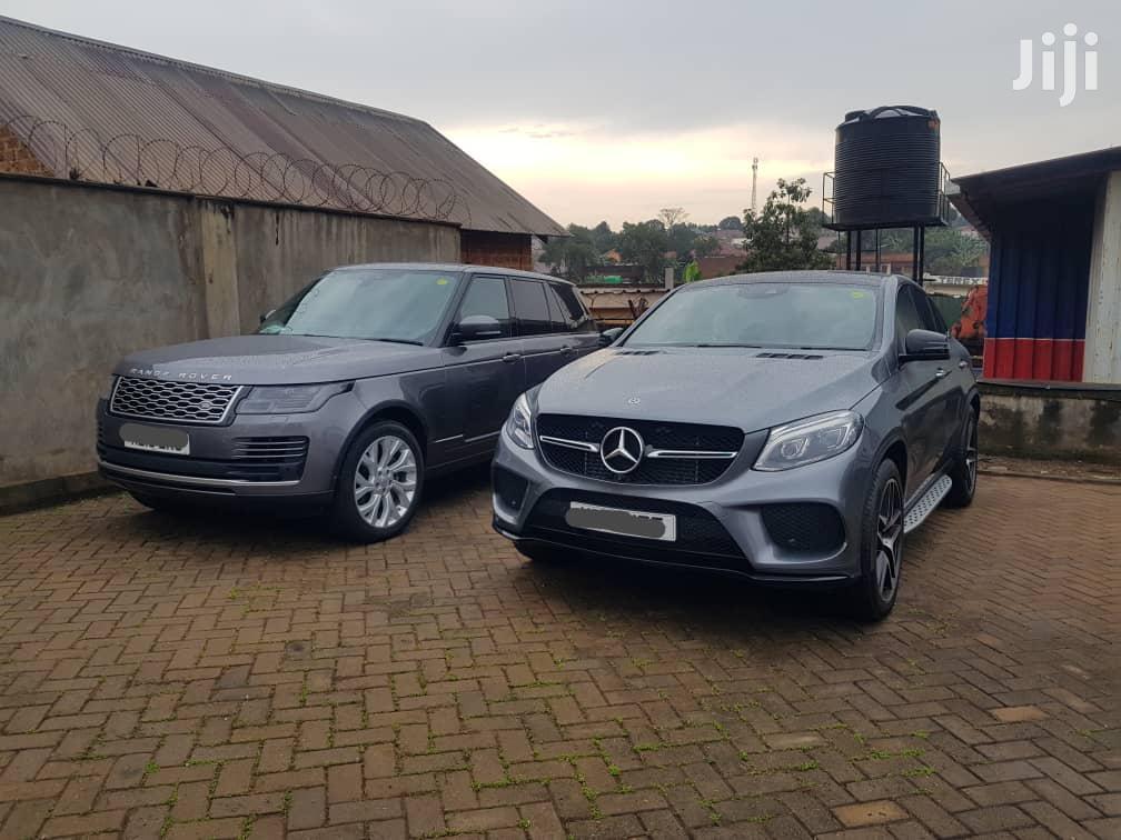 New Mercedes-Benz GLE-Class 2018 Gray