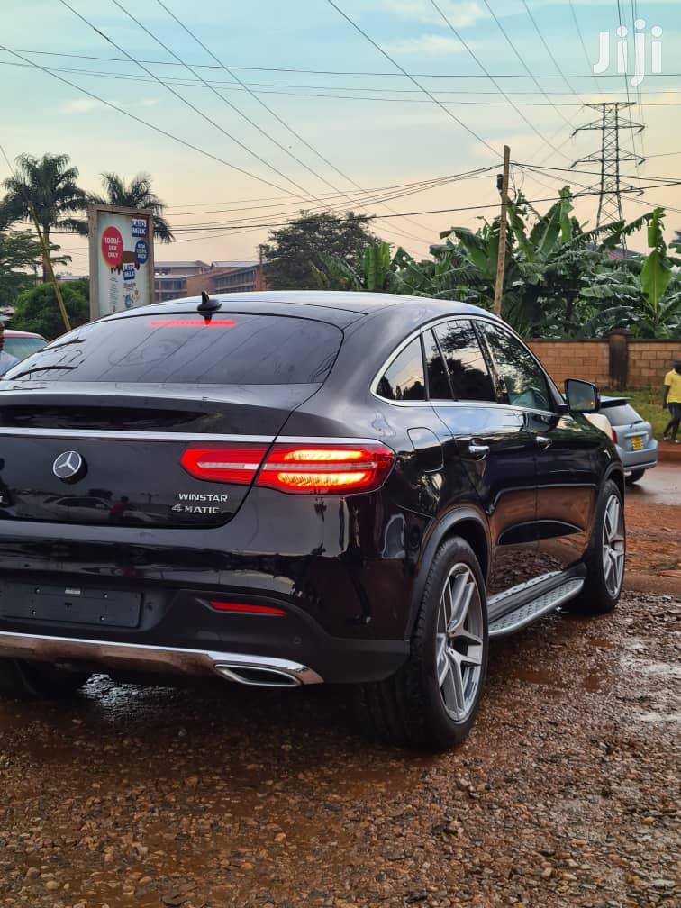 New Mercedes-Benz GLE-Class 2016 Black | Cars for sale in Kampala, Central Region, Uganda