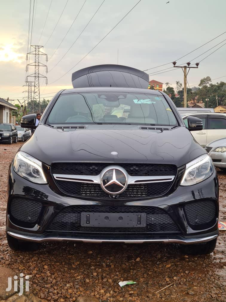 New Mercedes-Benz GLE-Class 2016 Black