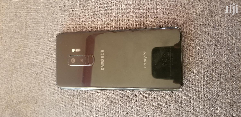 Samsung Galaxy S9 Plus 64 GB Black   Mobile Phones for sale in Kampala, Central Region, Uganda