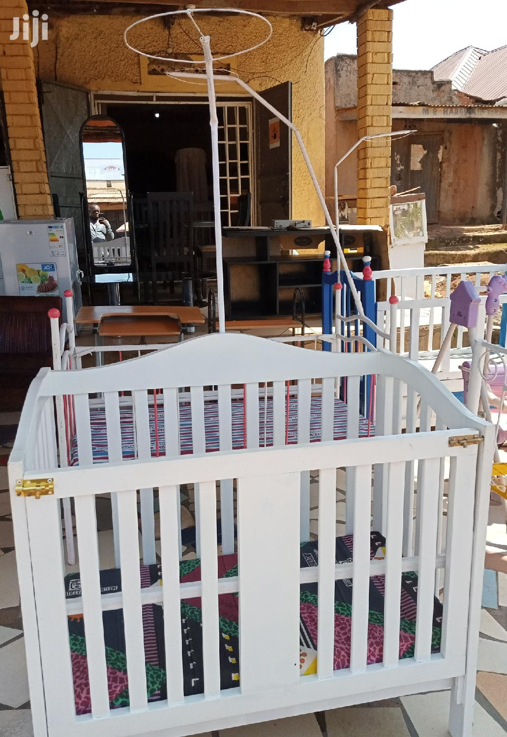 Baby Bed New With Matress   Children's Furniture for sale in Kampala, Central Region, Uganda