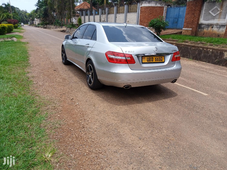 Mercedes-Benz E300 2010 Silver | Cars for sale in Kampala, Central Region, Uganda