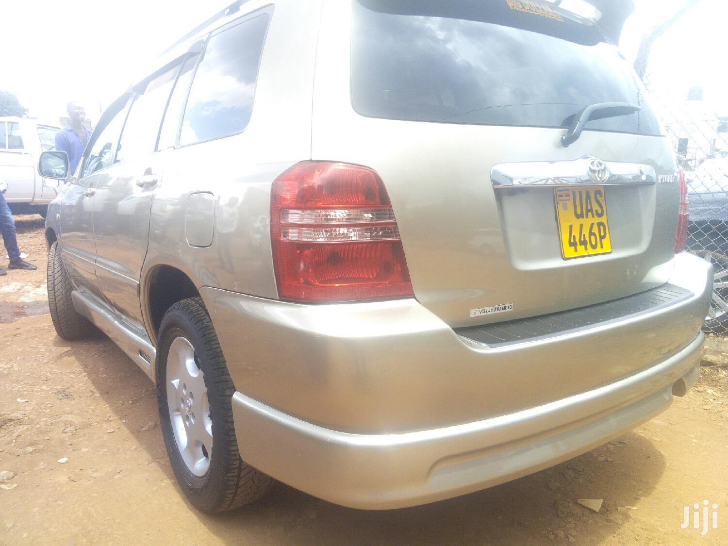 Toyota Kluger 1999 Silver | Cars for sale in Kampala, Central Region, Uganda