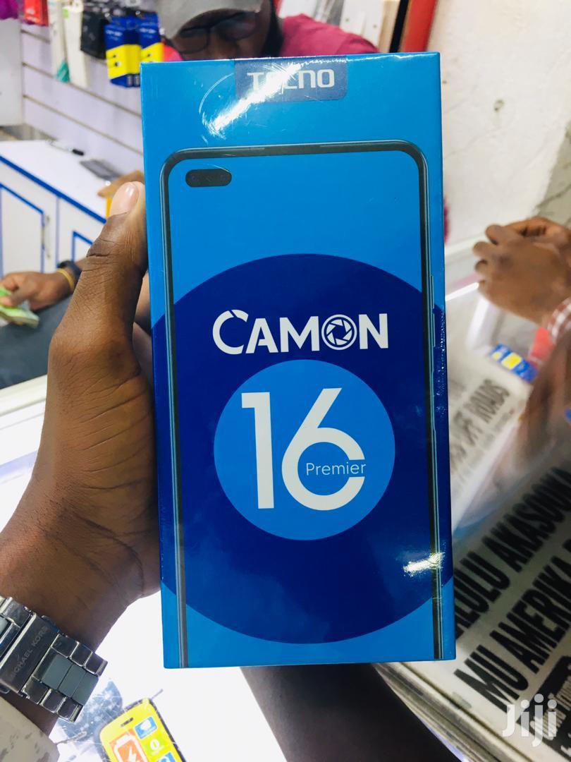 New Tecno Camon 16 Premier Silver | Mobile Phones for sale in Kampala, Central Region, Uganda