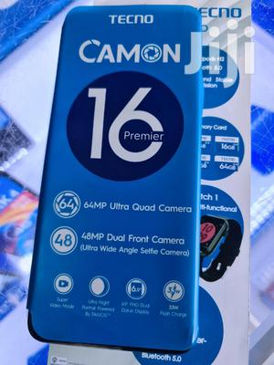 New Tecno Camon 16 Premier 128GB Blue | Mobile Phones for sale in Western Region, Mbarara