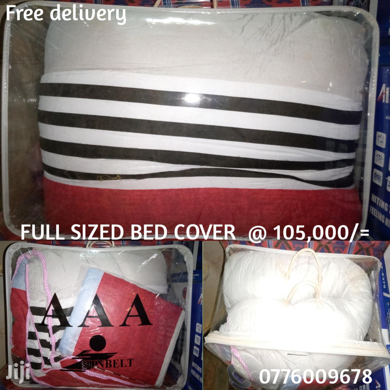 Archive: Brand New Bed Cover ( Duvet )