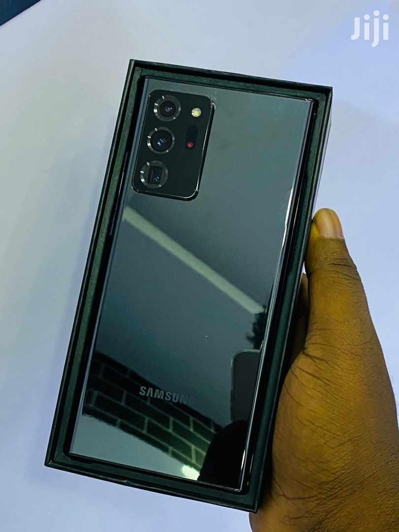 Samsung Galaxy Note 10 Plus 256 GB Black   Mobile Phones for sale in Kampala, Central Region, Uganda