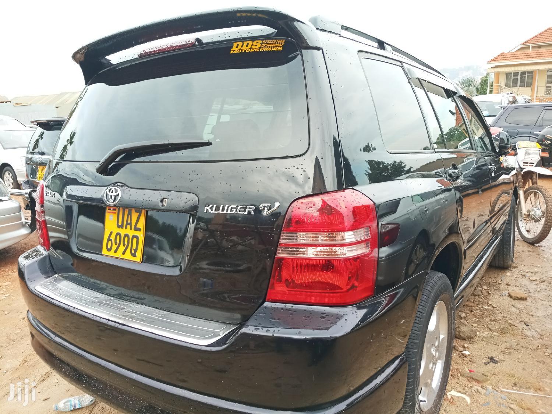 Toyota Kluger 2002 Black | Cars for sale in Kampala, Central Region, Uganda
