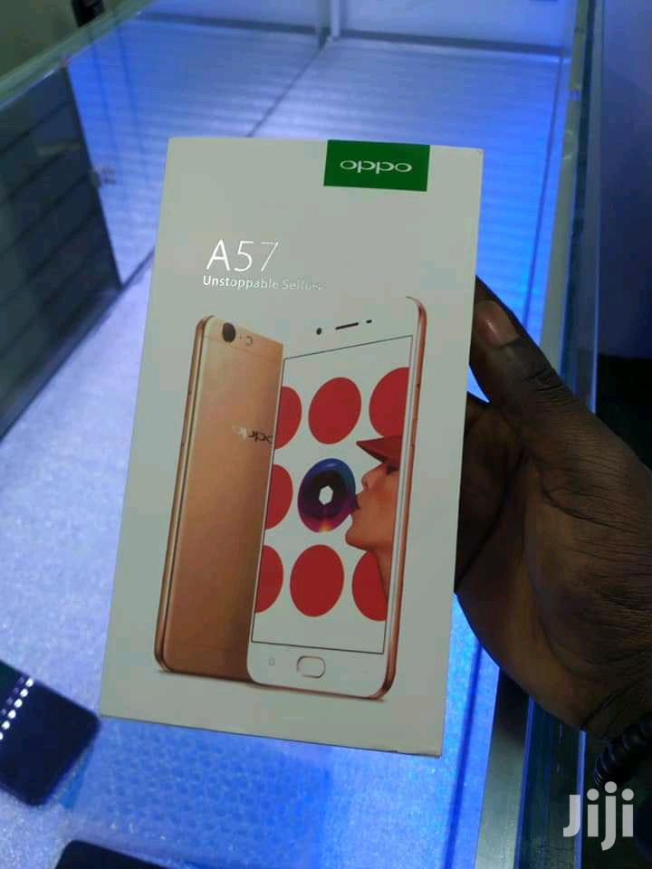 New Oppo A57 32 GB Silver | Mobile Phones for sale in Kampala, Central Region, Uganda