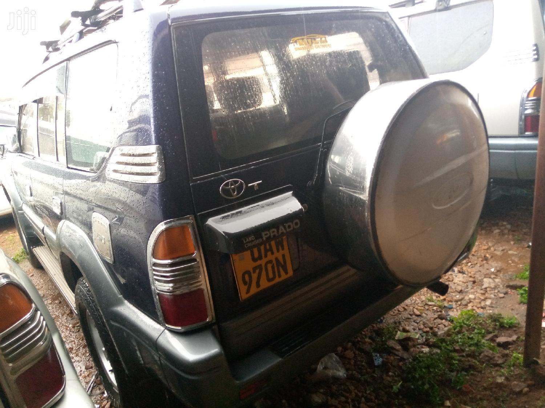 Toyota Land Cruiser Prado 2002 TX Blue | Cars for sale in Kampala, Central Region, Uganda