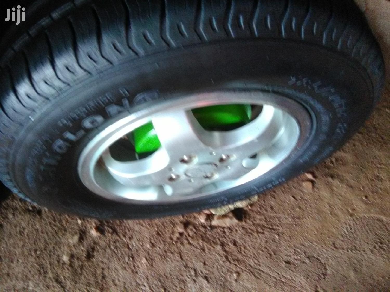 Archive: Toyota Spacio 2002 Green