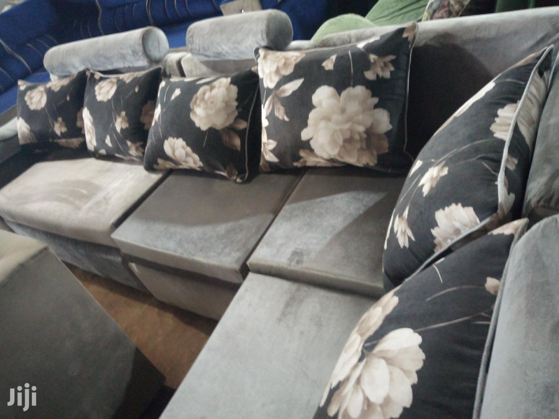 Sofa Chair L Shaped | Furniture for sale in Kampala, Central Region, Uganda