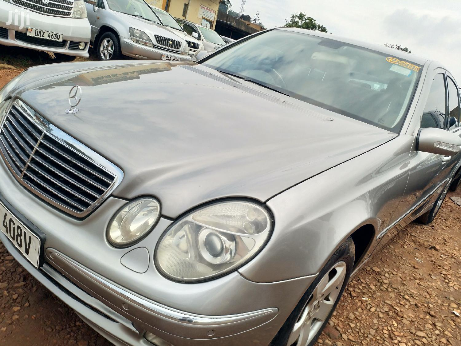 Mercedes-Benz E240 2005 Silver | Cars for sale in Kampala, Central Region, Uganda