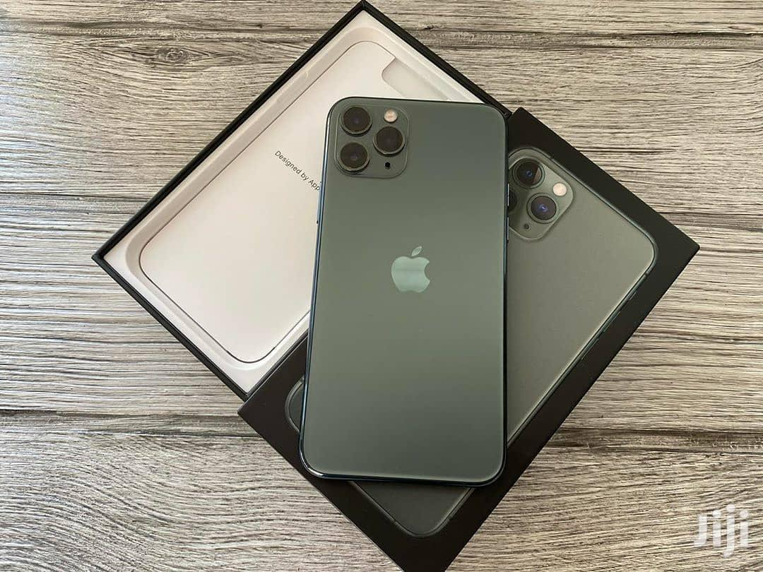 New Apple iPhone 11 Pro Max 256 GB Black   Mobile Phones for sale in Kampala, Central Region, Uganda