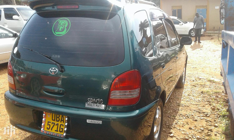 Toyota Spacio 2000 Green | Cars for sale in Kampala, Central Region, Uganda