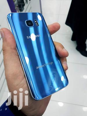 New Samsung Galaxy S7 edge 32 GB Blue | Mobile Phones for sale in Central Region, Kampala
