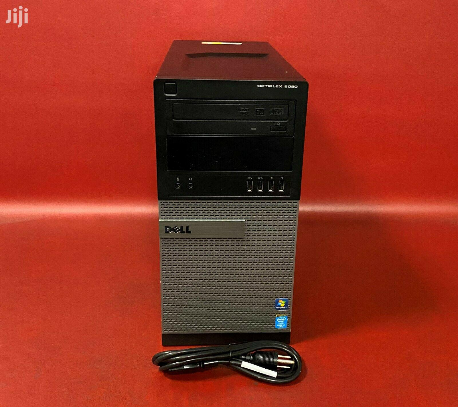 Desktop Computer Dell 4GB Intel Core I5 HDD 500GB