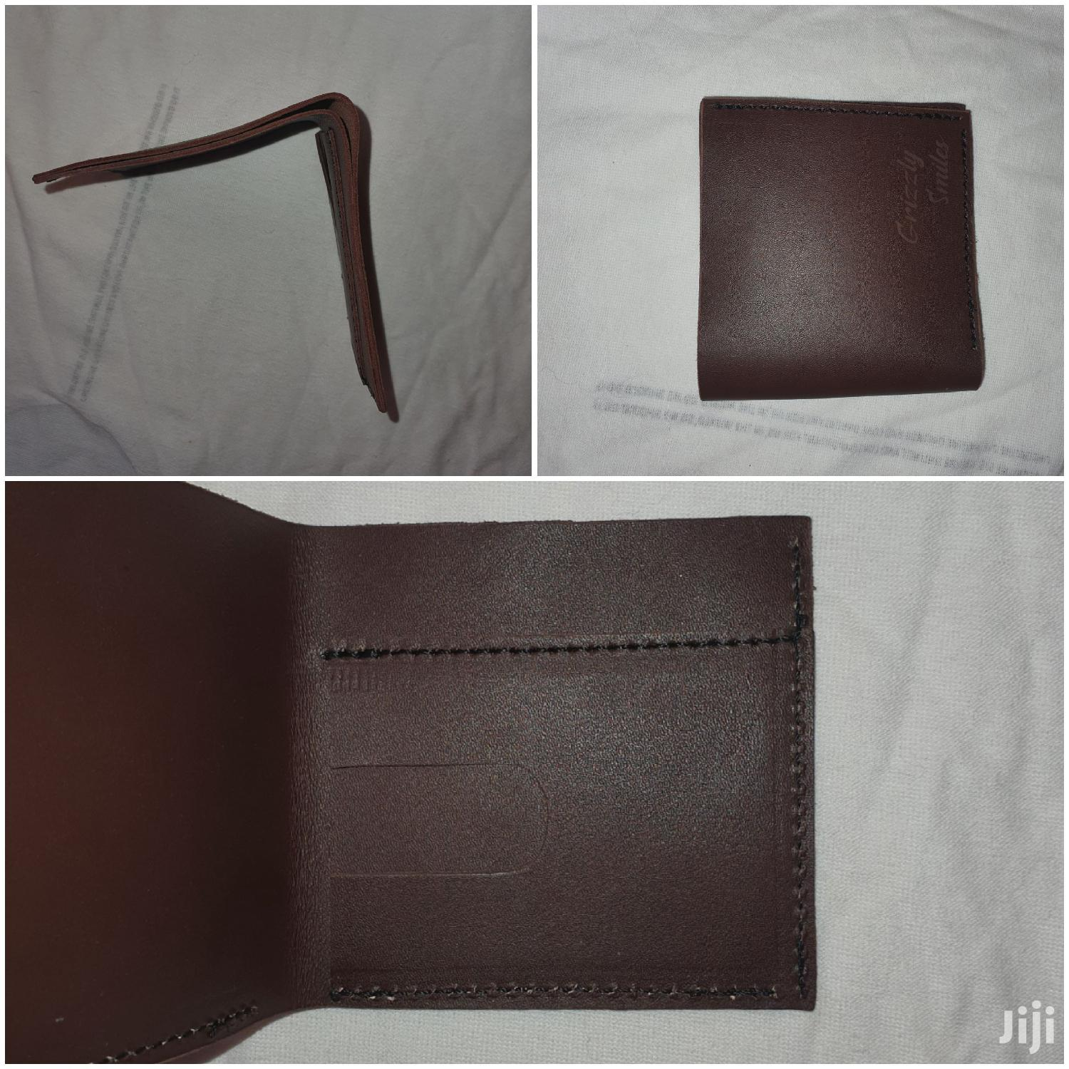 Archive: Pure Leather Wallet