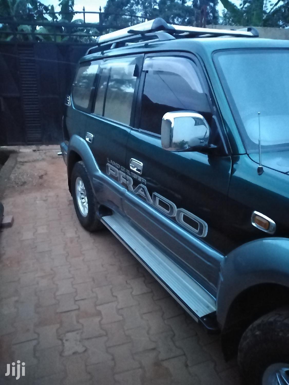 Toyota Land Cruiser Prado 1998 Green | Cars for sale in Kampala, Central Region, Uganda