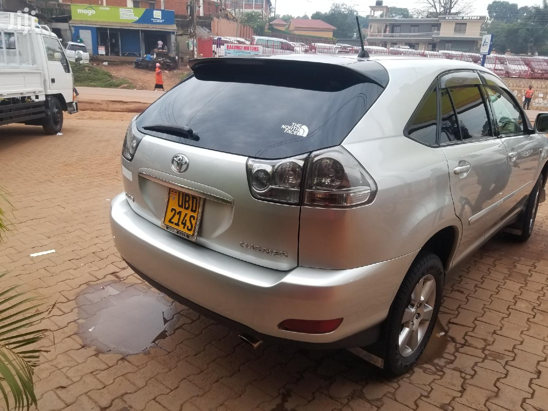 Toyota Harrier 2003 Silver | Cars for sale in Kampala, Central Region, Uganda