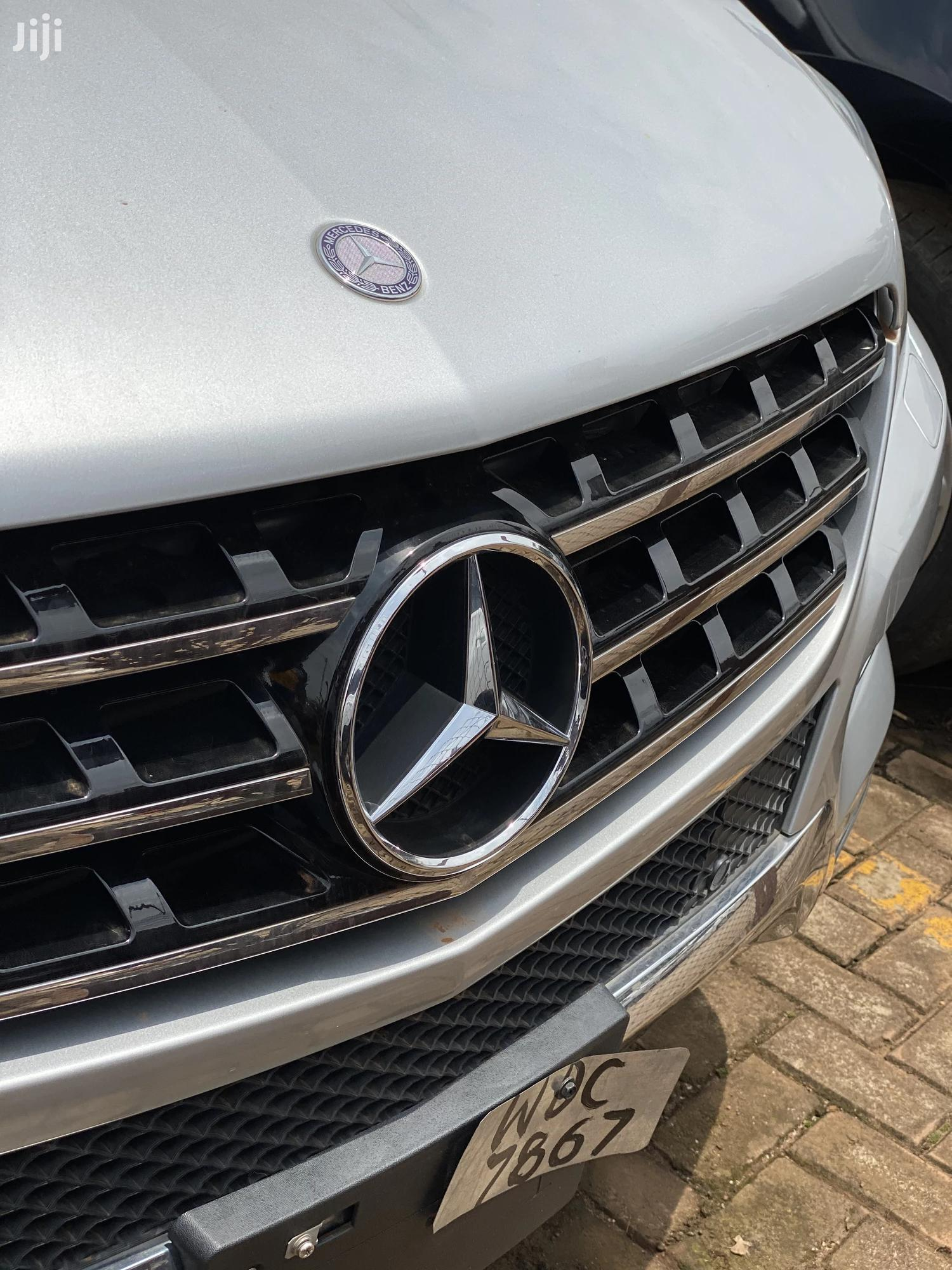 Mercedes-Benz M Class 2013 Silver | Cars for sale in Kampala, Central Region, Uganda