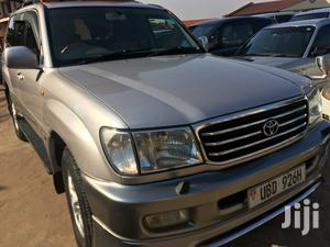 Toyota Land Cruiser 2004 Gold   Cars for sale in Central Region, Kampala