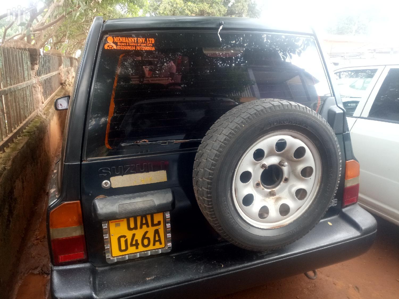 Suzuki Escudo 1997 Black   Cars for sale in Kampala, Central Region, Uganda