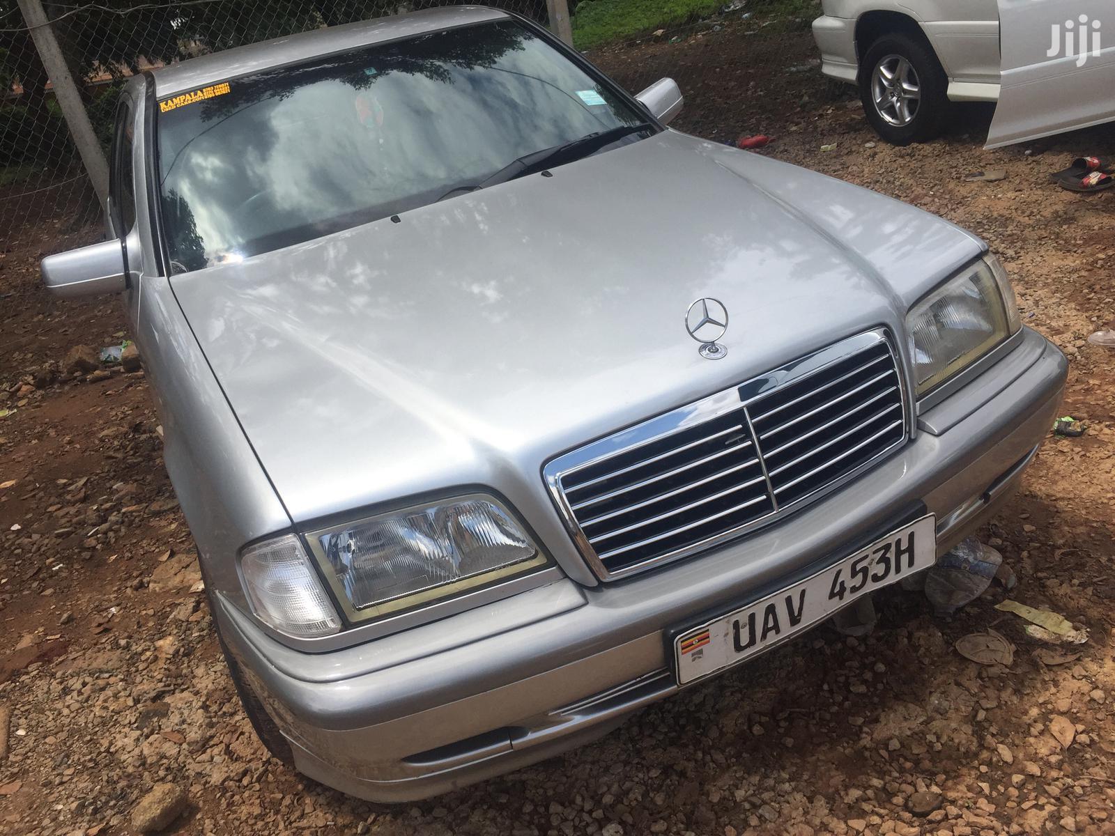 Mercedes-Benz C200 1998 Silver