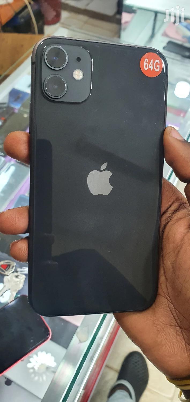 New Apple iPhone 11 64 GB Black | Mobile Phones for sale in Kampala, Central Region, Uganda