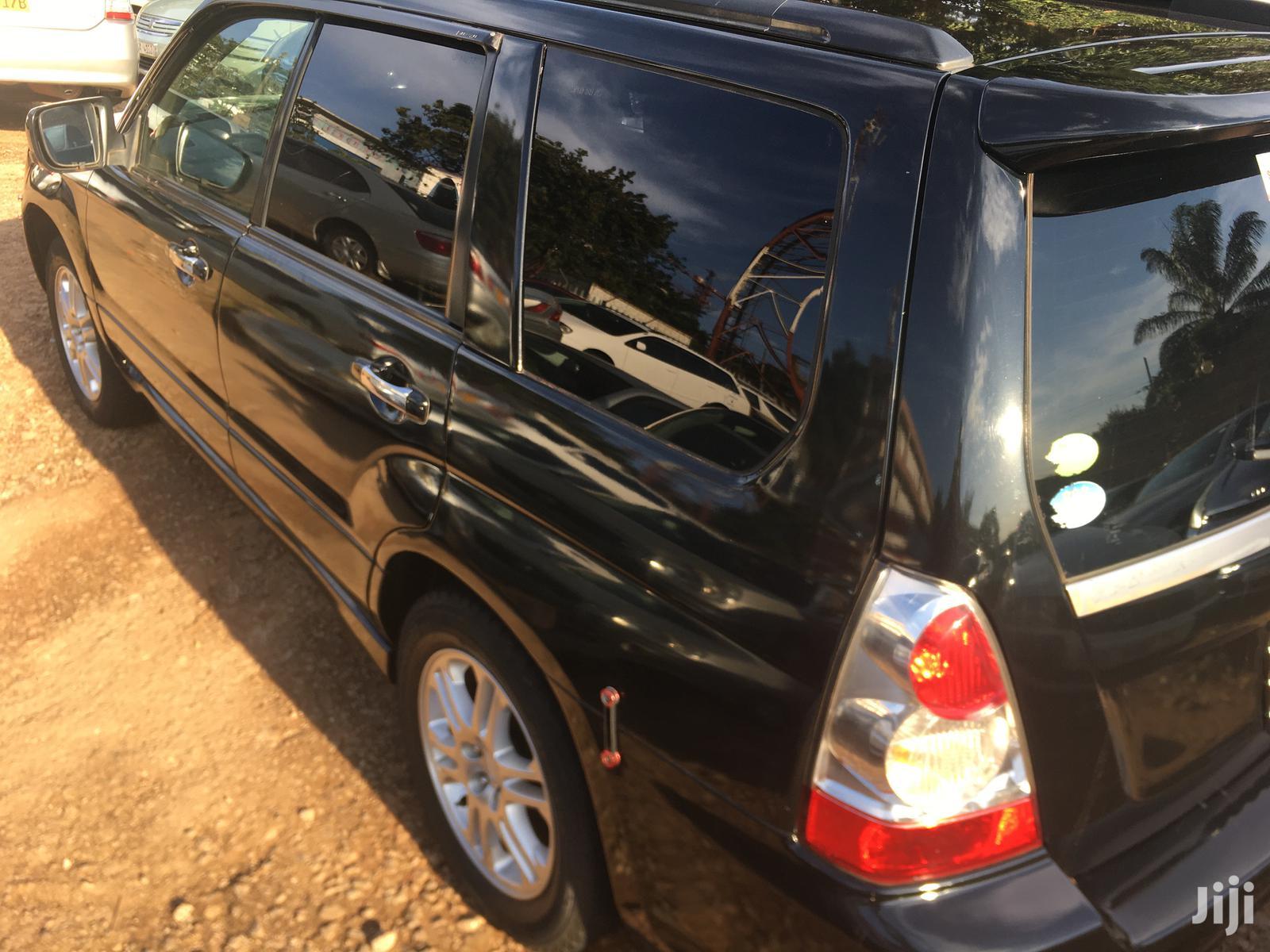 Subaru Forester 2005 Black | Cars for sale in Kampala, Central Region, Uganda