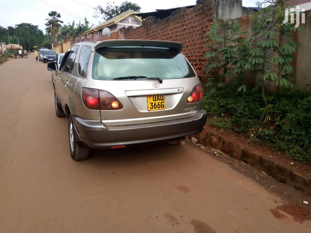 Toyota Harrier 1998 Gray | Cars for sale in Kampala, Central Region, Uganda