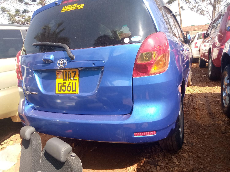 Toyota Spacio 2002 Blue